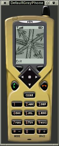 3D Engine for J2ME Mobiles (Java) : a demo midlet